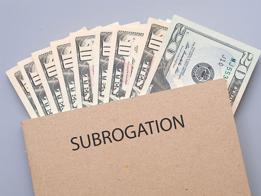 Intelligence in Action, Advancements in Subrogation
